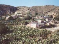Vista de Almería desde el globo