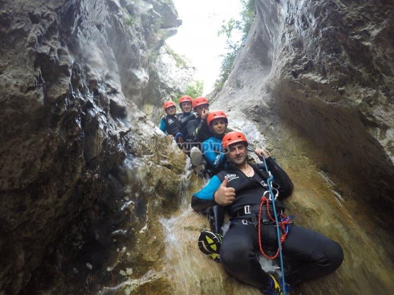 Viu -999的峡谷-Rafting Lleida