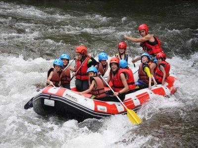 Barrancos y rafting familiar Pont de Suert 2 días