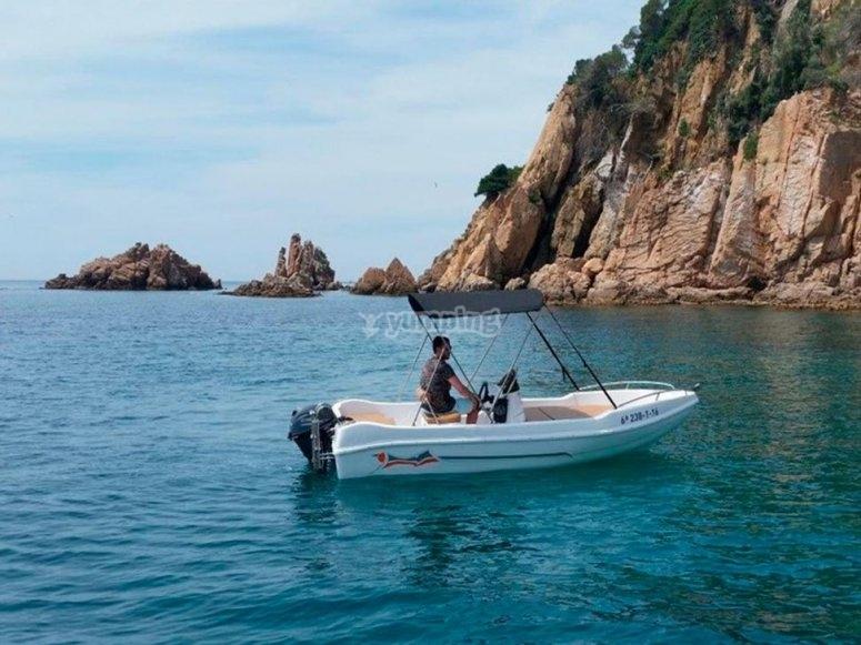 Barco para alquiler en Alicante