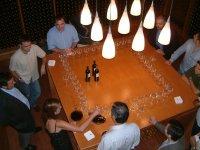 Wine tasting and