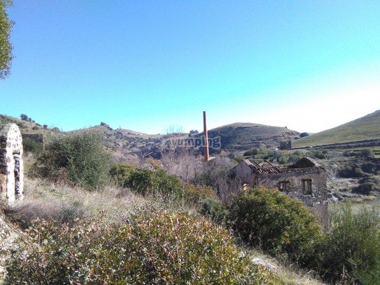 Paisaje Minero en Linares