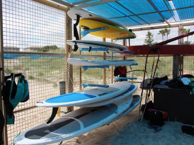Surf lesson for beginners on Muro beach for 2h