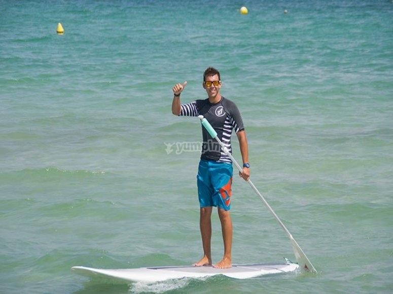 Paddle surf en Muro