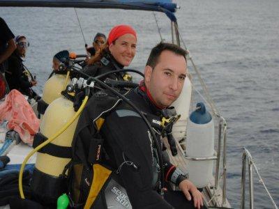 Beluga Vela Ibiza Buceo