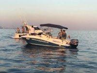 Alquiler de barco por Costa del Sol