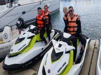Moto de agua + 2 Kayaks en Valencia 90 minutos