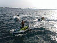 Alquiler jetski con titulación Valencia 30 minutos