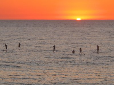 Paddle surf for beginners Valencia