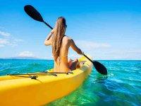 Descubre los kayaks