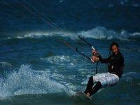 kitesurf experiencie