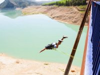 2 saltos de puenting con foto y vídeo en Yeste