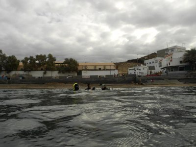 Open Water Diver course in Los Cristianos