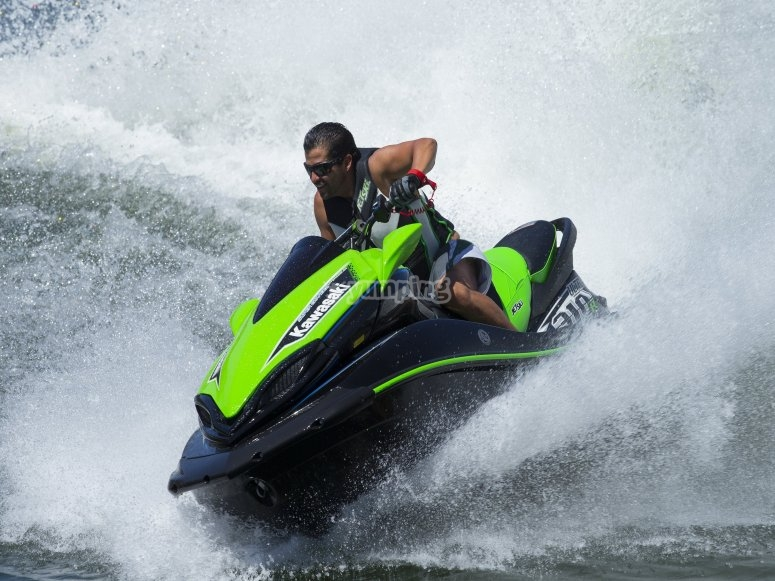 Hire a jet ski with us