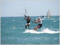 Aprndiendo a hacer kite