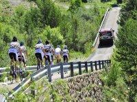 Ruta de ciclismo