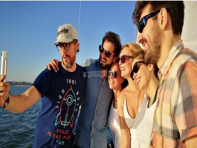 永远在帆船上的回忆