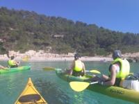 Kayak en Escorxada
