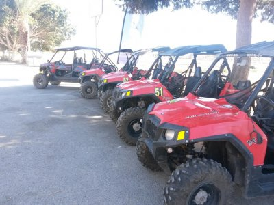 Ruta en buggy biplaza Sierra de Almagrera 2 horas