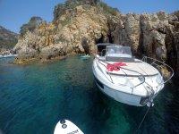 Salidas en barco por la Costa Brava
