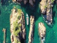 Ruta en barco por la Costa Brava
