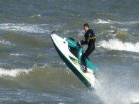 Adrenalina en la moto de agua