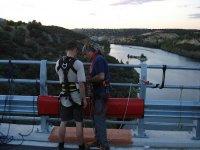 bungee jumping bridge