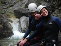 Estarón canyon at Pallars, 3h