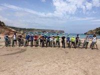 Ruta BTT por Menorca