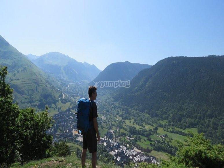 Vistas del Pirineo Catalán
