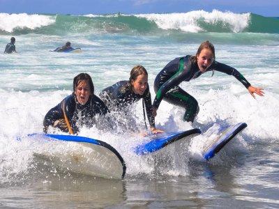 Campamento de surf Sopelana 2 noches en Septiembre