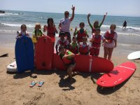 Tabelle di surf children