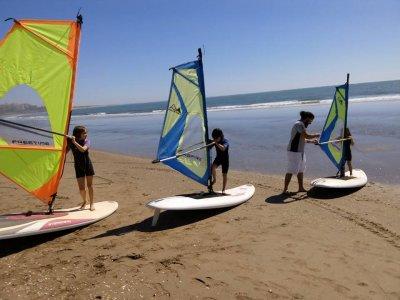 Primo corso di windsurf a Isla Canela, 10 ore