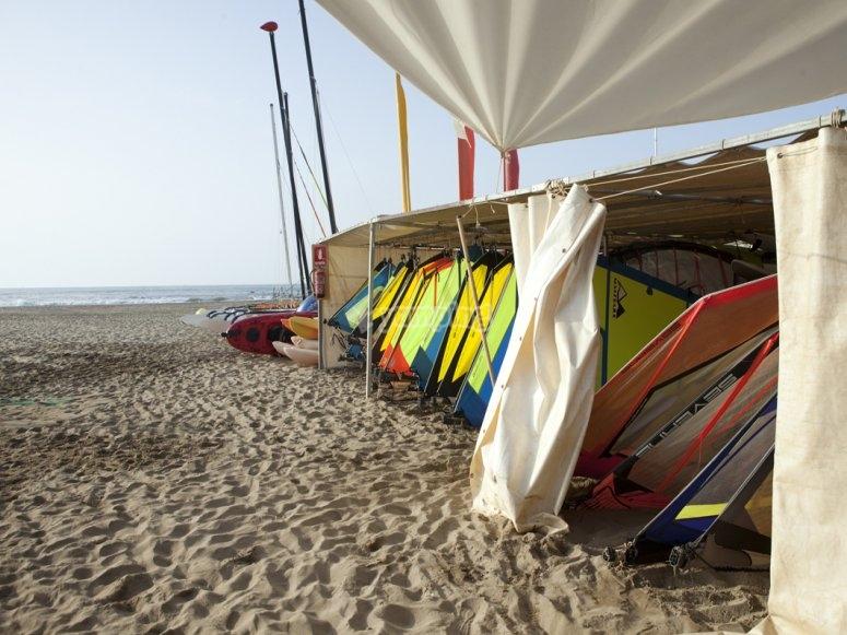 Kayaks en Ayamonte