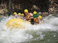 Leading the raft