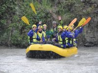 Live the rafting adventure