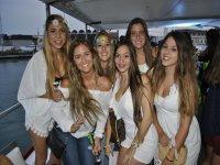 Festa in barca a Valencia