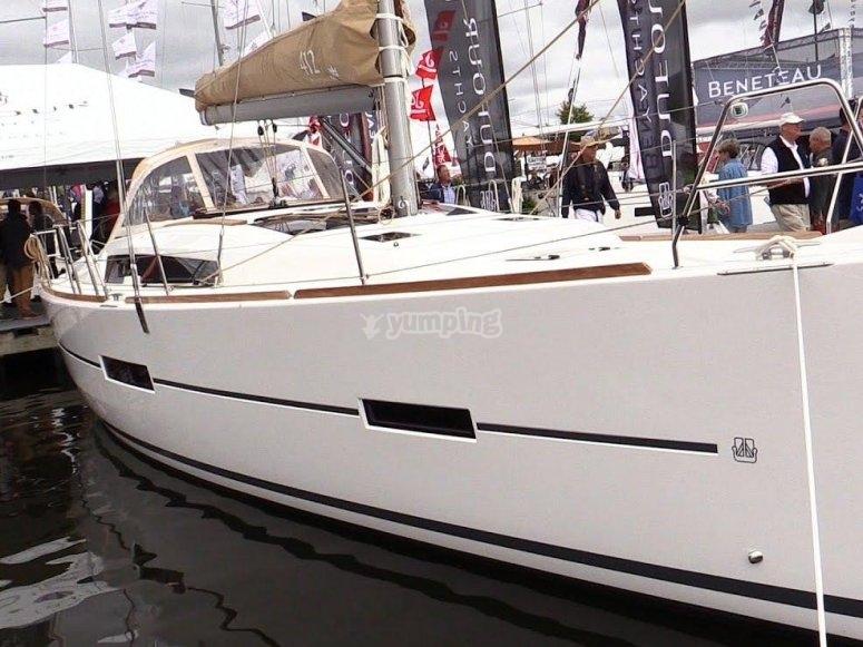 Nuestro nuevo barco