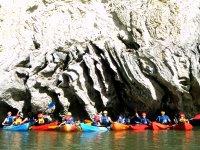 Descensos en canoa para Team Building