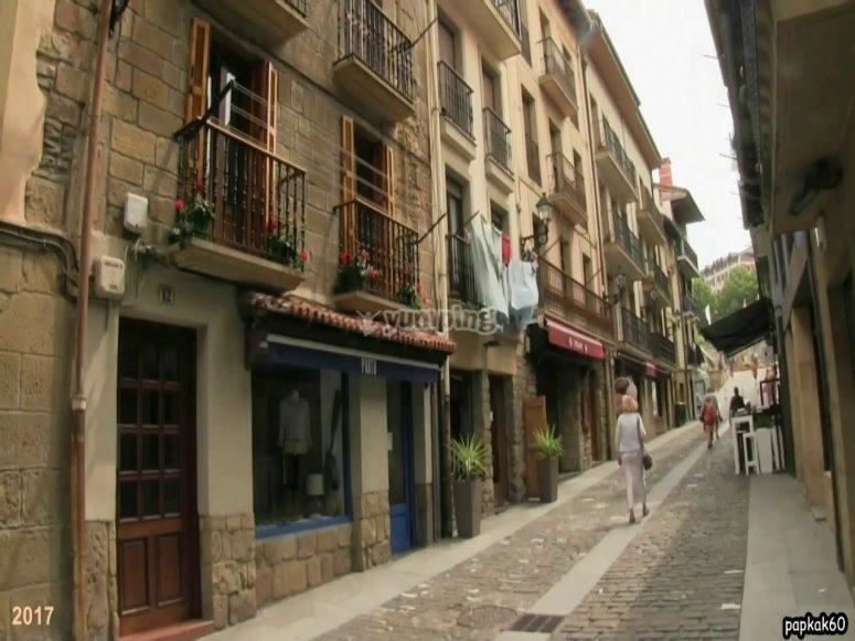 Calles históricas de Guetaria
