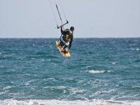 vola sopra il mare