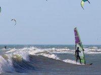 sfruttare le onde