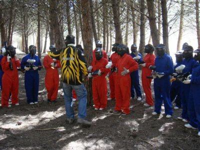 Eseraventura Paintball
