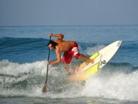 aprende a surfear las olas
