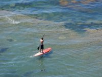 giro in paddle surf