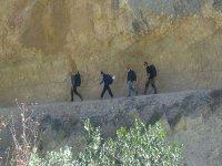 Hiking walkers