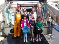 Visita a la subasta de pescado fresco de Peñíscola