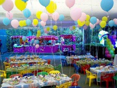 Fiestas y Capeas Parques Infantiles