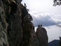 The first ridge