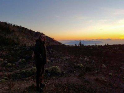 Visita nocturna Teide y observación de estrellas
